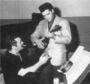 1961Marts-BH4 Radio Rec, Hollywood