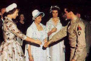 3-Scandinavian-Princesses-visit-Elvis-on-G.I.-Blues-set4 (June 4, 1960)