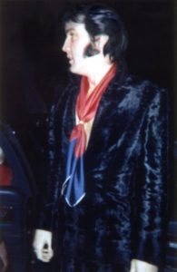 Arriving for a New Year's Eve party in Memphis on December 31, 1969-2