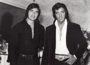 Backstage at the Riviera Hotel in Las Vegas with Engelbert Humperdink on May 25, 1972-2