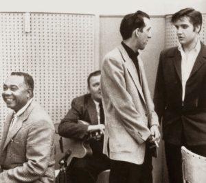 Feb. 14 , 1957 Elvis and D.J. Fontana RCA Loving You LP Feb. 14 , 1957