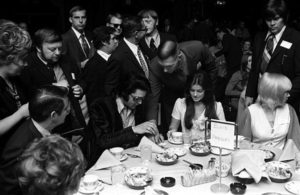 January 16, 1971 when the United States Junior Chamber of Commerce (the Jaycees) named Elvis One of the Ten Outstanding Young Men of the Nation for 1970 6
