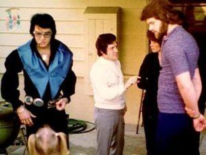 Lisa Marie hunt for easter eggs on April 11, 1971 1