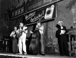 Louisiana Hayride, 16 oktober 1954