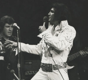 Madison Square Garden in june 9 1972