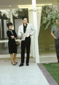 March 2, 1963 LA, CA Første besøg af Priscilla-1