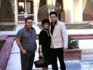 March 2, 1963 LA, CA Første besøg af Priscilla-3