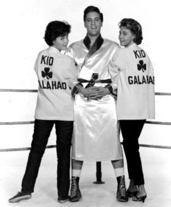 "Elvis Presley in ""Kid Galahad"""
