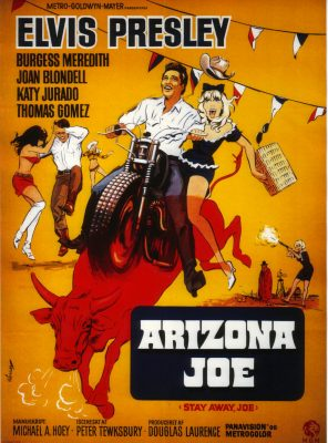 Arizona Joe Plakat